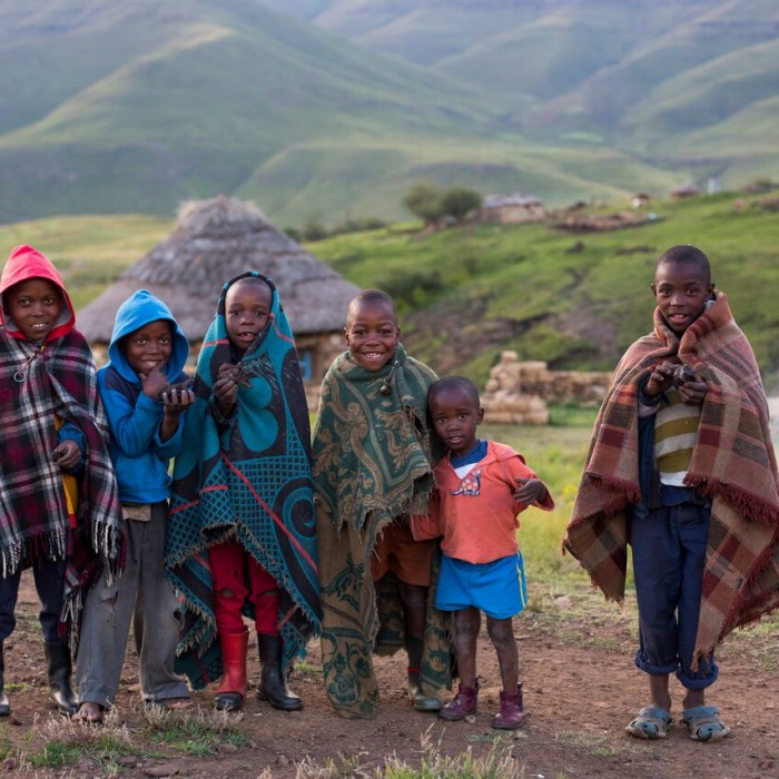 South Africa & Lesotho - Safari Package